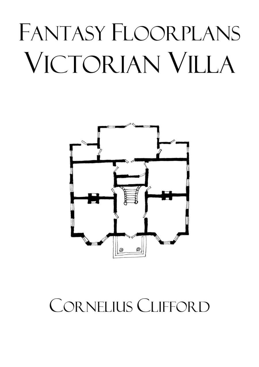 victorian villa fantasy floorplans dreamworlds