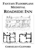 Medieval Roadside Inn - Fantasy Floorplans