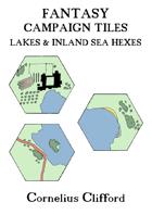 Fantasy Campaign Hex Tiles - Lakes & Inland Seas