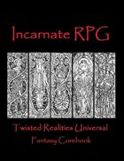 Incarnate RPG Corebook