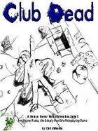 Club Dead: Horror Rules Deluxe Script #9