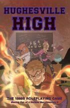 Hughesville High Character Sheet