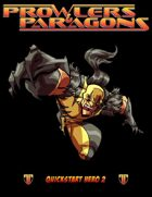Prowlers & Paragons Quickstart Hero 2