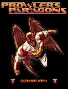 Prowlers & Paragons Quickstart Hero 4