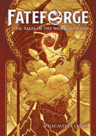 Fateforge - Spellcaster's Guide