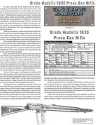 Big Bang Shootout: Breda M1935 PG Rifle
