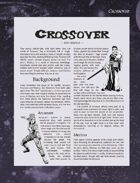 D6xD6 RPG Crossover World Setting