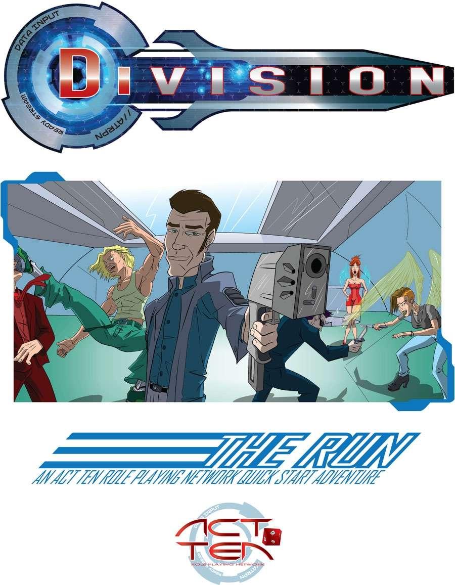 Division the run act ten game studio core rules - Div games studio ...