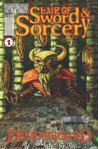 Lair of Sword and Sorcery: Issue 1: Demonboard!