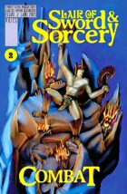 Lair of Sword and Sorcery: Issue 2: Combat!