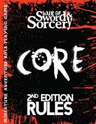 Lair Of Sword & Sorcery Core Rules