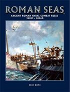 Roman Seas: Rulebook Deluxe Edition