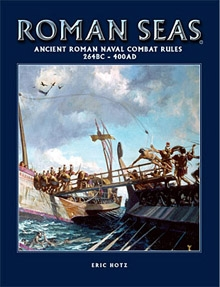 Roman Seas: Rulebook Deluxe Edition