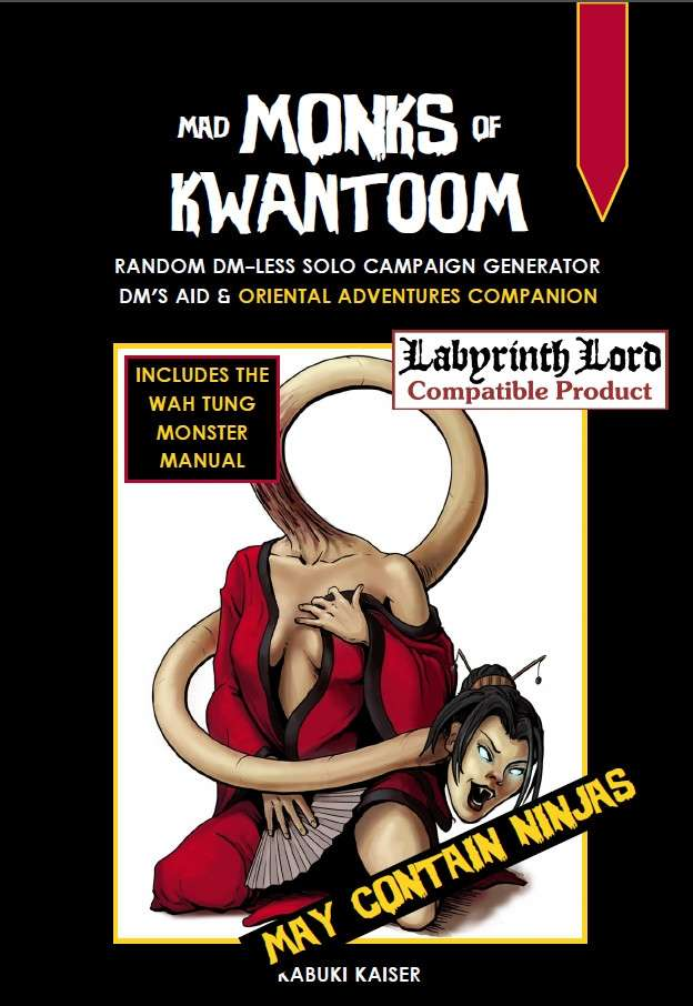 Mad Monks of Kwantoom