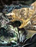 The Xro Dinn Chronicles - New Horizons