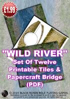 Wild River - Wargame & RPG Game Tiles