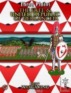 The Free & United Republic of Herlanceia Army List V.3.1 - Three Plains