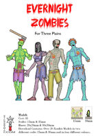 Zombies for Three Plains by EpicWarGaming.com