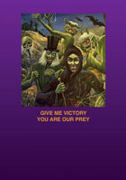 Give Me Victory - You are our Prey