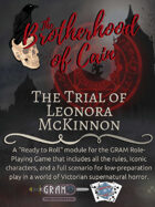 The Brotherhood of Cain - The Trial of Leonora McKinnon