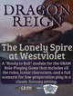 Dragon Reign - The Lonely Spire at Westviolet