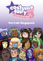 Costume Fairy Adventures - Portrait Megapack [BUNDLE]