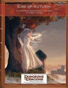 End of Autumn - D&D 4th Edition/GSL version