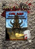 Hands of Fate Core Rules - PWYW