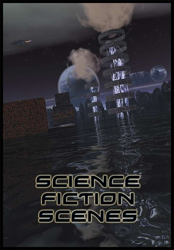 Science Fiction Illustrations by Dan McPharlin
