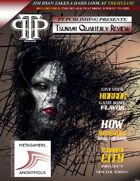 Tsunami Quarterly Review Issue #4