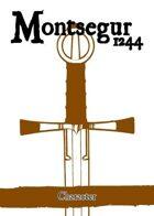 Montsegur 1244: Game Cards