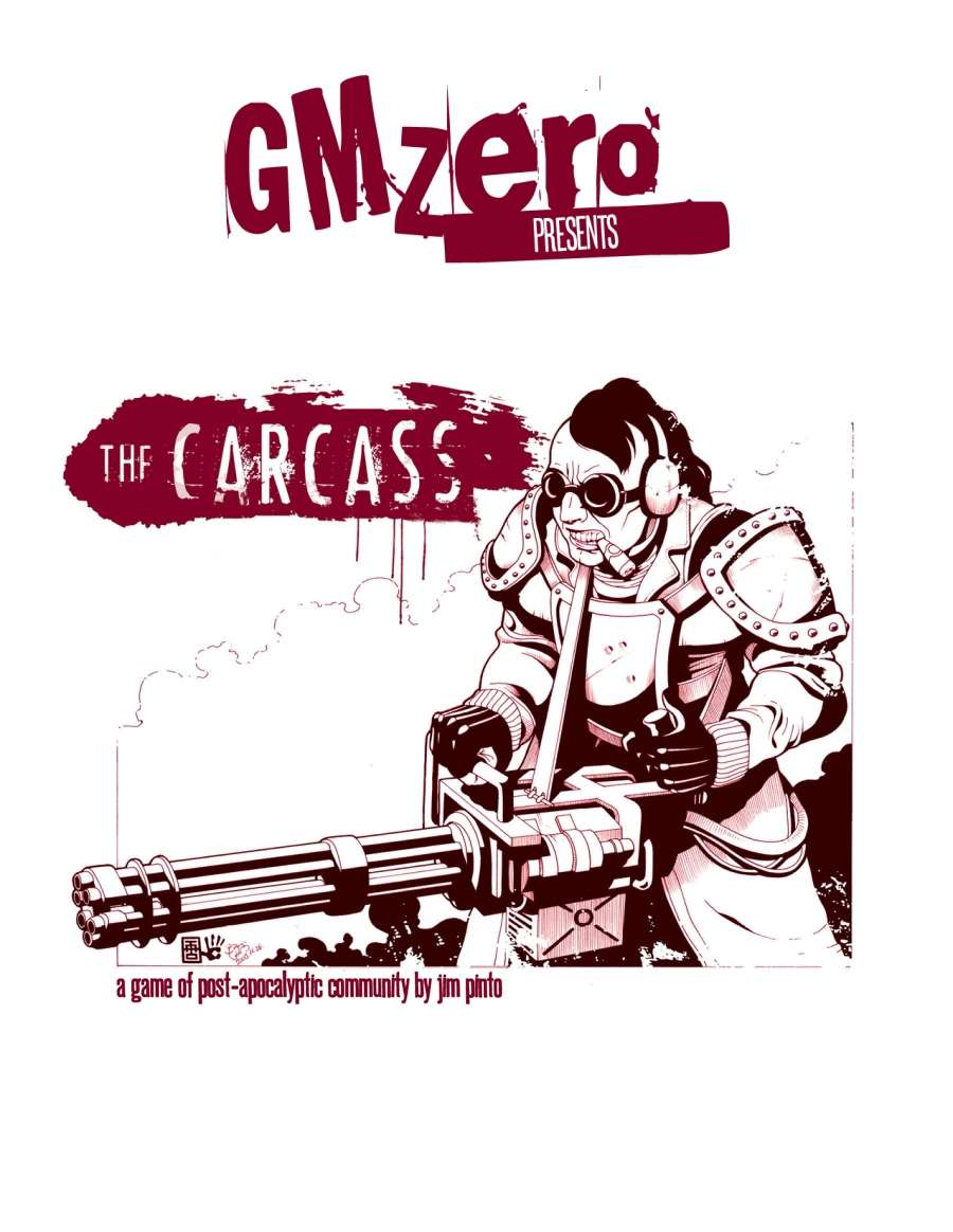 The Carcass, GMZero RPG 4