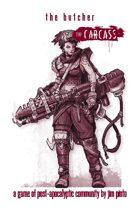 Butcher, The Carcass, GMZero RPG 4