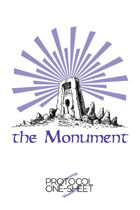 The Monument, Protocol One-Sheet