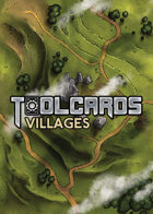Toolcards: Fantasy Towns/Villages Maps