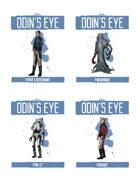 Praxis: Odin's Eye, Additional Character Bundle