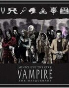 Mind's Eye Theatre: Vampire The Masquerade Wallpaper Set 3