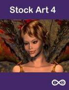 Stock Art 4 - Autumn Fairy
