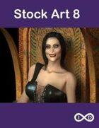 Stock Art 8 - Vampire Bride