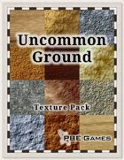 Uncommon Ground - Sanded
