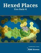 Hexed Places - Five Pack #1 [BUNDLE]