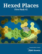 Hexed Places - Five Pack #2 [BUNDLE]