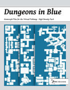 Dungeons in Blue - High Density Pack [BUNDLE]