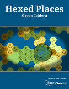 Hexed Places - Green Caldera