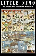 Little Nemo - The Complete Comic Strips (1910) by Winsor McCay (Platinum Age Vintage Comics)