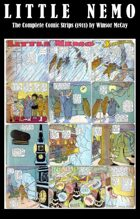 Little Nemo - The Complete Comic Strips (1911) by Winsor McCay (Platinum Age Vintage Comics)