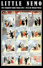 Little Nemo - The Complete Comic Strips (1913-1914) by Winsor McCay (Platinum Age Vintage Comics)