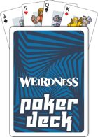 Supers Poker Deck (Blue)