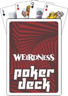 Supers Poker Deck (Red)