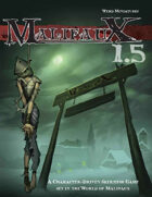 Malifaux - Core Rulebook - 1.5